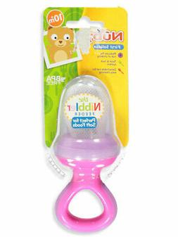 Nuby Nibbler with Travel Cover
