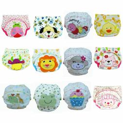 NICE Boy Baby Training Cloth Diaper Pants Infant Toddler Und