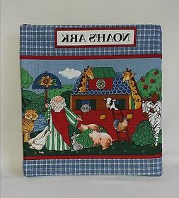 Noah's Ark - Soft Cloth Books for Baby, Children, Boys, Girl