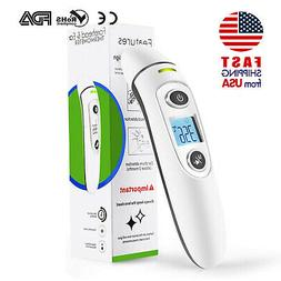 MEDICAL Non-Contact Infrared Forehead Thermometer Adult Baby