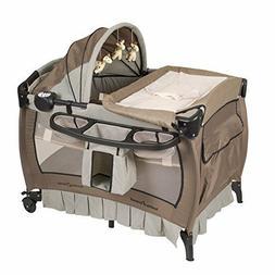 Baby Nursery Playard Infant Changing Bassinet Newborn Music