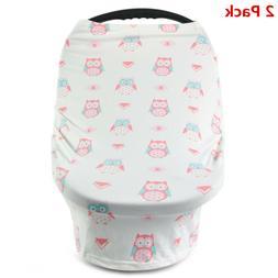Nursing Breastfeeding Privacy Scarf Cover Shawl Baby Kids Ca