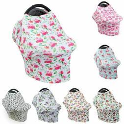Nursing Breastfeeding Privacy Wrap Towel Baby Scarf Kids Str
