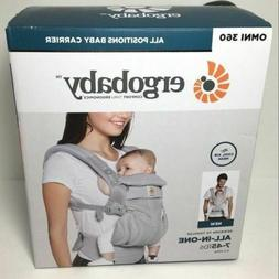 Ergobaby Omni 360 All Carry Positions Infant Ergo Baby Carri