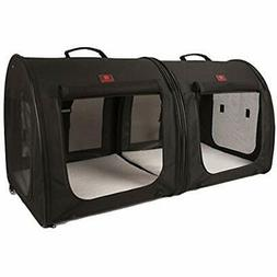 One Carriers & Travel Products Pets Fabric Portable 2-in-1 D