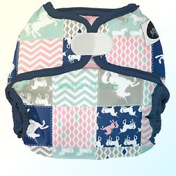 Imagine Baby Products One Size Cloth Diaper Cover, Hook & Lo