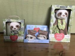 Apple Park Organic Luxury Baby Gift Lot Panda Booties Baby T