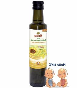 Holle Organic Baby Weaning Oil 250 ml 4 month plus FREE EXPE