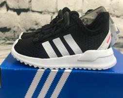 Adidas Originals Infant/Toddler's U_PATH RUN I Shoes Core Bl