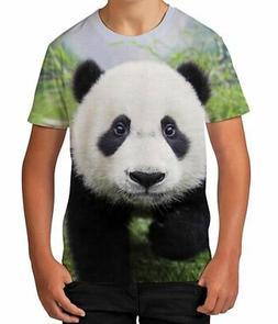 Panda Bear Cub Wild Animal Novelty Parent Son Boys Kids Chil