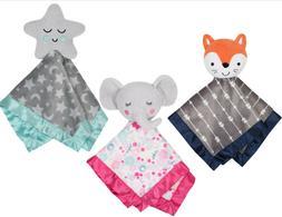 Parents Choice Blanket Buddy Choose Pattern Elephant, Star,