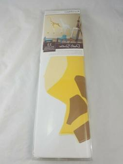 Roommates Peel And Stick Giraffe Wallpaper Baby Nursery Wall