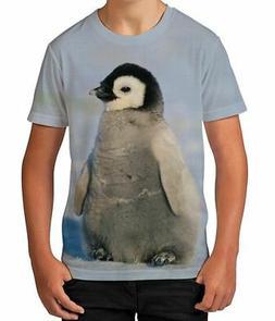 Penguin Chick Winter Animal Novelty Parent Son Boys Kids Chi