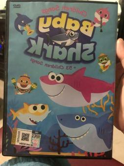 Pinkfong Nursery Rhymes 2019 DVD Baby Shark + 53 Children So