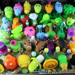 Plants Vs Zombies Action Figure Toys Playset Game Peashooter