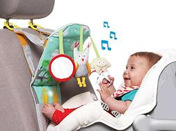 Taf Toys Play & Kick Car Seat Toy | Baby's Activity & Ente