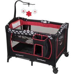Baby Trend Playard Bassinet Stacker Storage Toys Play Yard P