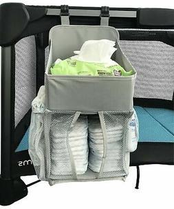 Playard Nursery & Diaper Hanging Organizer – for Graco Pac