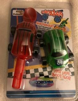 Mindscope Playtensils Cars Transform To Utensils Ages 12 Mon