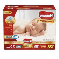 Huggies Plus Diapers Newborn Skin Care Essentials -wetness i
