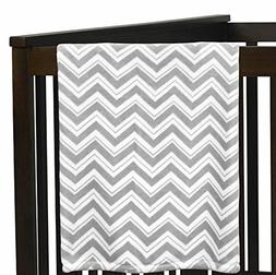 Sweet Jojo Designs Plush Fleece Throw Receiving Crib Baby Gi