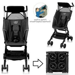 Pocket Stroller Mini Travel Baby Folding Strollers Pushchair