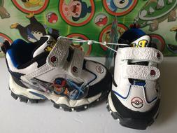 Pokemon Shoes Toddler Infant Tennis Size 5 Pokeball Ash Dial