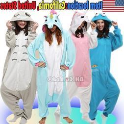 Pokemon Stitch Unicorn Kigurumi Pajamas Onesi1 Cosplay Costu