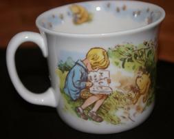 POOH, PIGLET, RABBIT ROYAL DOULTON CLASSIC POOH CHILD'S CUP
