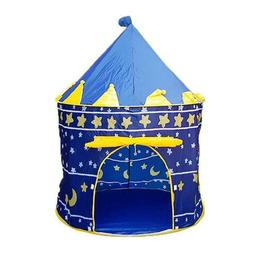 Portable Baby Play Tent House Boy Girl Kid Castle Foldable I