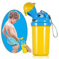 Portable Baby Potty Child Toddler Urinal Emergency Bottle Ca