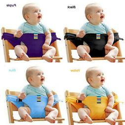 Portable Baby Safety Chair Dining Eat Feeding Car Seat Harne
