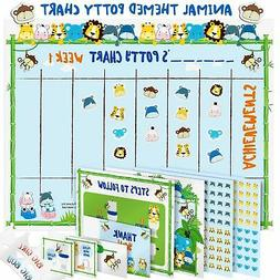 Potty Training Chart for Toddlers – Reward Your Child –