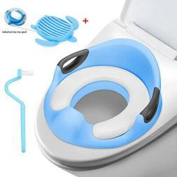 RosinKing Potty Training Toilet Seat Non-Slip Toddler Toilet