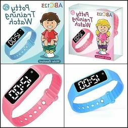 Potty Training Watch Reminder Resistant Timer for Toilet Kid