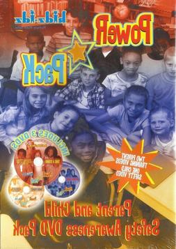 Power Pack:  Parent and Child Safety Awareness 3 DVD Pack  *