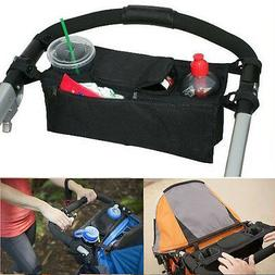 Baby Pram Stroller Pushchair Safe Console Tray Cup Holder Or