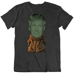 President Donald Trump Baby Yoda Parody Usa Republican T Shi