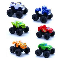 Racer Cars Trucks  Blaze and the Monster Machines Vehicles D
