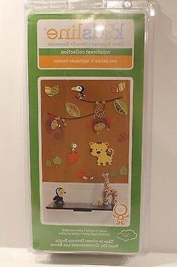 Kidsline Rainforest Collection Wall Decals Jungle Theme Baby