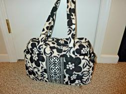 Rare Vera Bradley Baby Bag Diaper Bag in Retired Night & Day