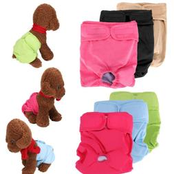 Reusable Washable Dog Diapers  Dog Wraps for Female Dogs Dur