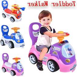 Ride On Toy Car Push Along Children Bike Toddler Walker Baby