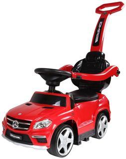 Ride On Toys Push Car Foot on Floor Stroller Mercedes Benz L