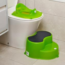 Rotho Toilet Training Step Stool & toilet Seat Set Fits All