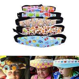 Safety Baby Kids Stroller Car Seat Sleep Nap Aid Head Fasten
