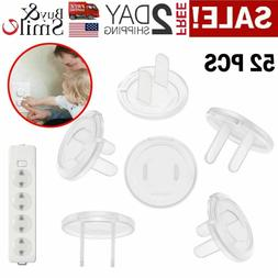 Safety Outlet Plug Protector Covers 50 PCS Child Baby Proof