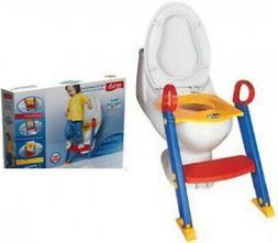 sashtime Baby Potty Training Ladder Toilet Seat Chair Step K