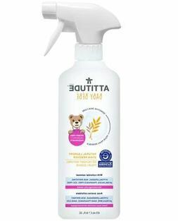 ATTITUDE Sensitive Skin Care Natural Laundry Stain Remover -