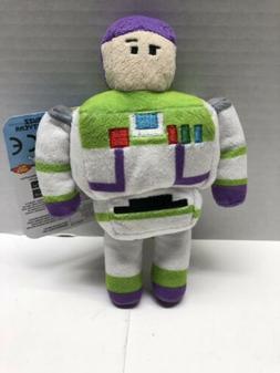 Disney Crossy Road Series 1 Plush Stuffed Toy 6 inch Buzz Li